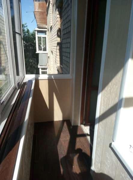 Остекление балконов и окон в Ногинске фото 3