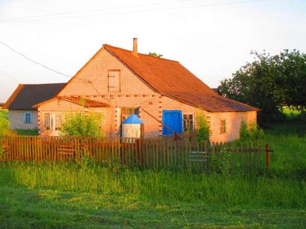 Продам дом в д. тетеревец 20 км. от г.клецка Минская область