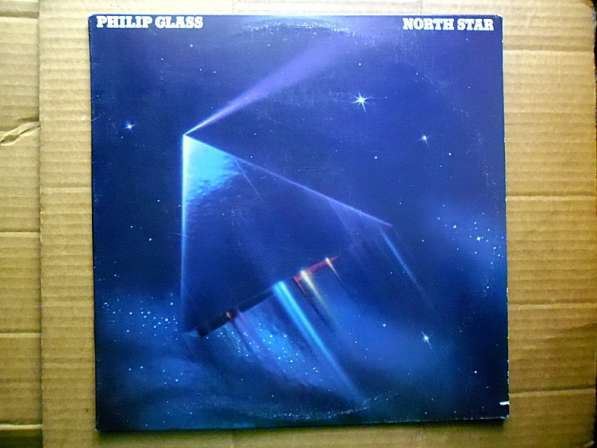 Philip Glass ‎– North Star