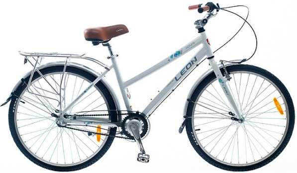 Велосипед Leon Solaris Lady