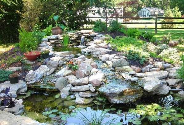Озеленение и благоустройство территорий в Истре в Истре фото 3