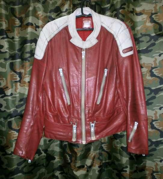 Куртка кожаная Hein Gericke Германия