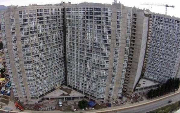 Однокомнатная квартира в ЖК раз два три