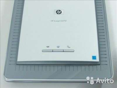 Сканер HP Scanjet G2710