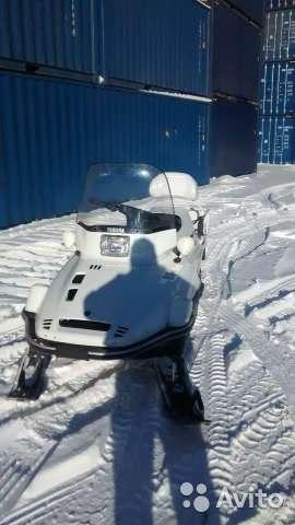 снегоход YMAHA VK540EC