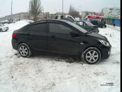 подержанный автомобиль Hyundai Solaris