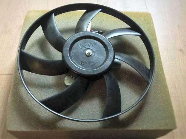 Вентилятор радиатора 6K0959455B VAG