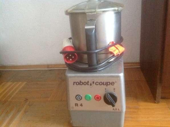 Куттер Robot R4