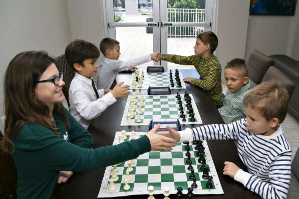 Bortniks School of Chess. Новая школа шахмат в Майами
