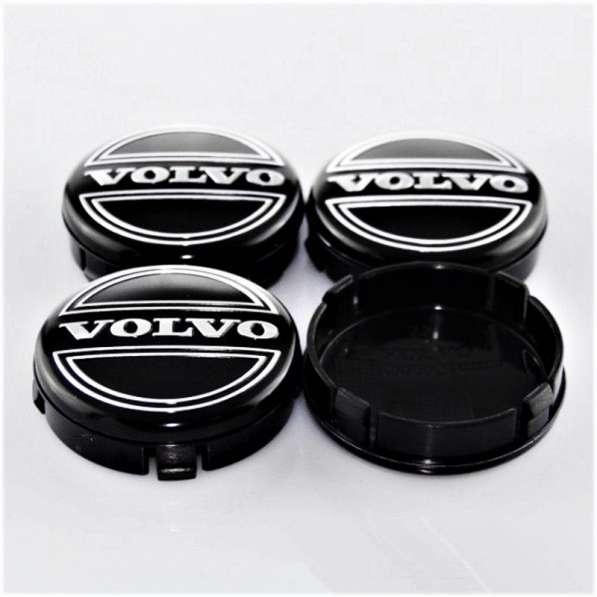 Колпачки ступичные для дисков Volvo