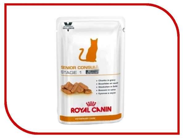 Корм royal canin senior stage 1
