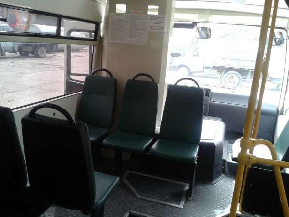 Автобус Исудзу-Атаман A092H6 (городской с пониженным полом)