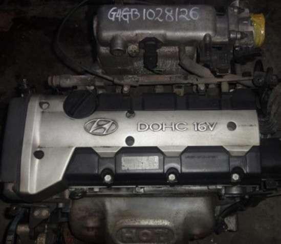 Двигатель G4GB Hyundai Elantra 1.8 132 л.с.