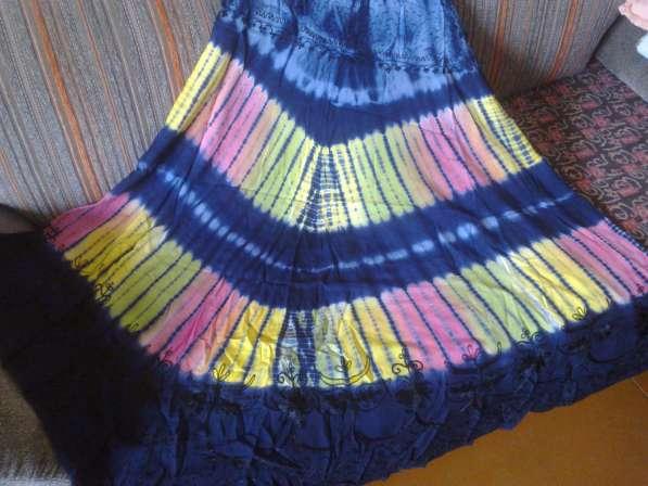 Платье расклешённое новое 50 (XL) в фото 4