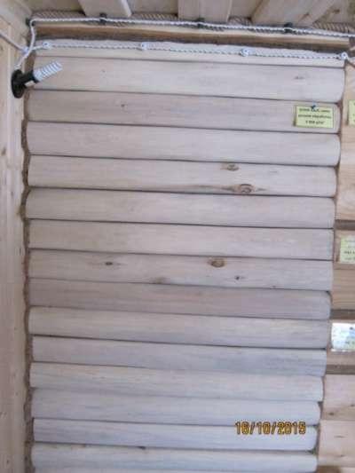 Липовый блок-хаус ручной обработки