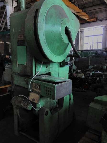 Пресс КД2126 40 тон