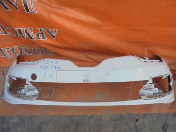 Передний бампер на Megan 3 рестайлинг 2015