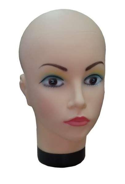 Манекен голова женская