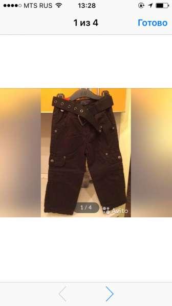 Детские брюки 112 см 4 года