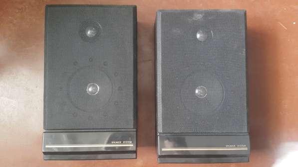 Колонки Speaker System