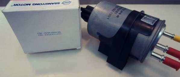 Фильтр топливный SSANGYONG дизель с датчиком воды оригинал