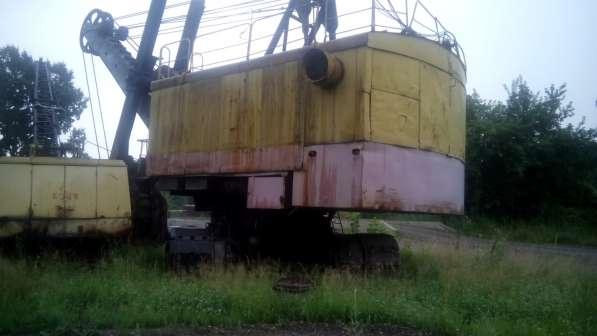 Экскаватор ЭКГ-4Б
