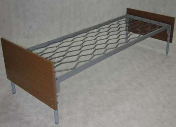 Металлические кровати для лагерей, рабочих, хостелов в Уфе фото 3