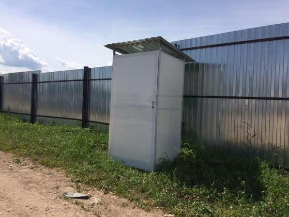 Туалет дачный с доставкой в Владимире