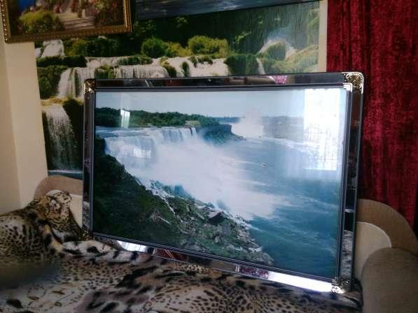 Фото картина водопад из Пуссана