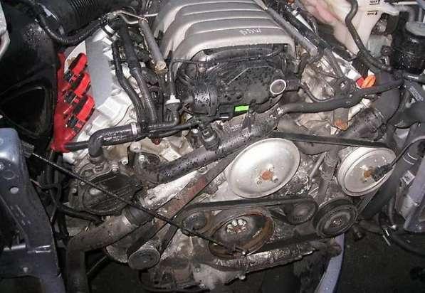 Двигатели Audi, Wolksvagen, Skoda
