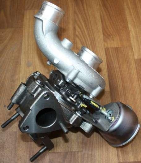 Продам турбину оригинал 6640900880 Ssang Yong Actyon Sports