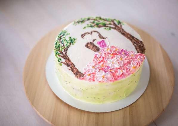 Торт на заказ Уфа в Уфе фото 5