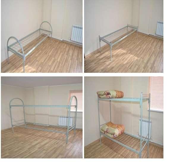 Кровати металлические эконом класса в Шатуре