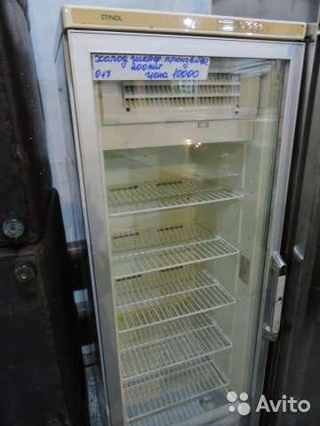 торговое оборудование Холодильный шкаф Stinol