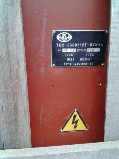 Источник постоянного тока ТВ2-6300/12Т-ОУХЛ 4