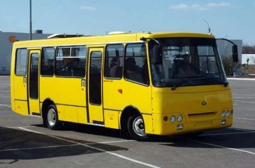 Автобусы Isuzu-Атаман от официального дилера.