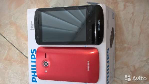 Продается Смартфон Philips W626