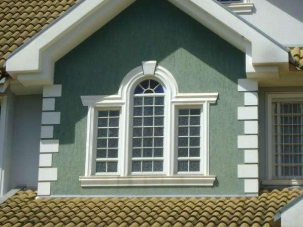 Изготовление фасадного декора