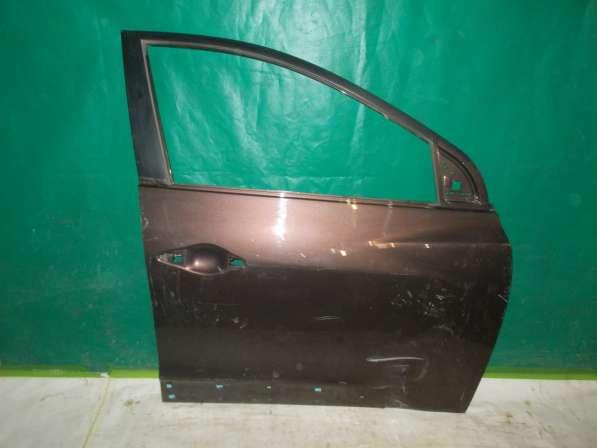 HYUNDAI IX35 Дверь Правая передняя б/у оригинал коричневый