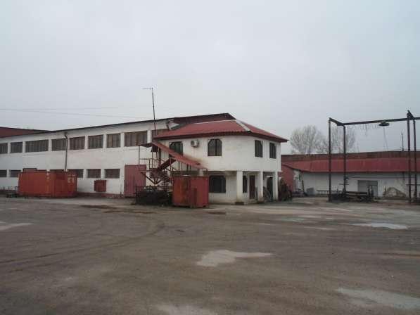 Срочно продается производственная база
