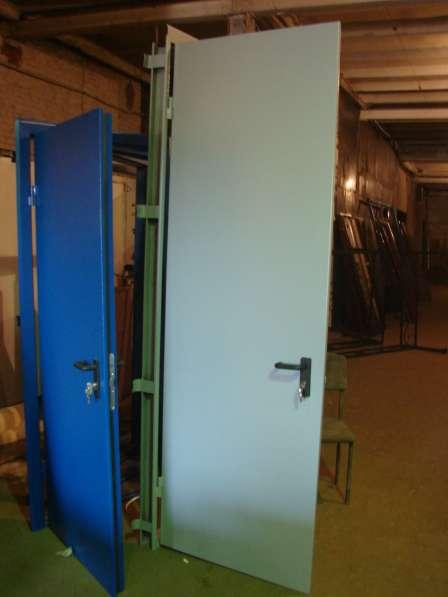 Производство, продажа противопожарных дверей