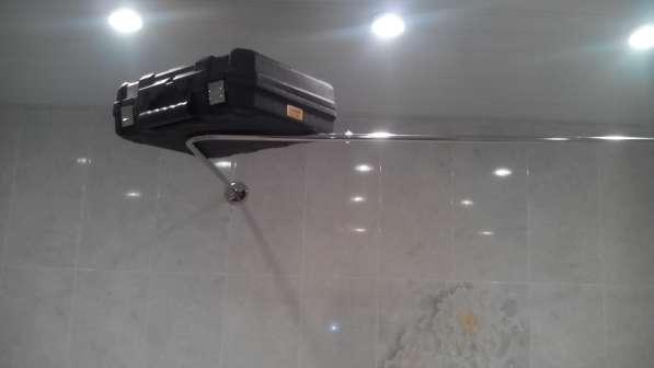 Карнизы, штанги, перекладины для шторки в ванную в Краснодаре фото 10