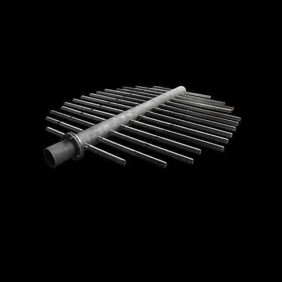 Дренажное устройство распределительное щелевого типа
