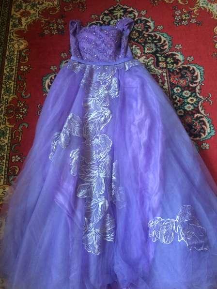 Вечерняя платья в фото 4