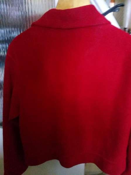 Женский жакет, куртка р-р 44-46,ткань флис, 15,0 руб в фото 8