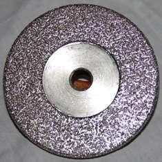 Фреза алмаз. торц. спечение КОРОНА №00 #30
