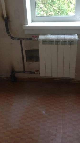 Устновка, замена радиаторов со сваркой