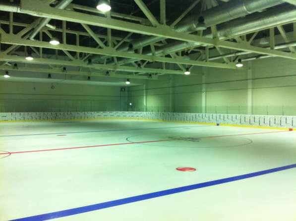 Ледовый комплекс «Арена Морозово» в Москве