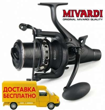 Катушка карповая Mivardi Panther FS 6000