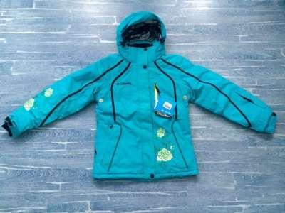 Теплые женские мембранные куртки Columbia Omniheat зима